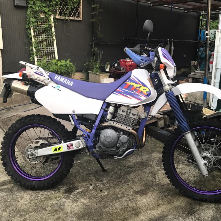 ヤマハTT250R