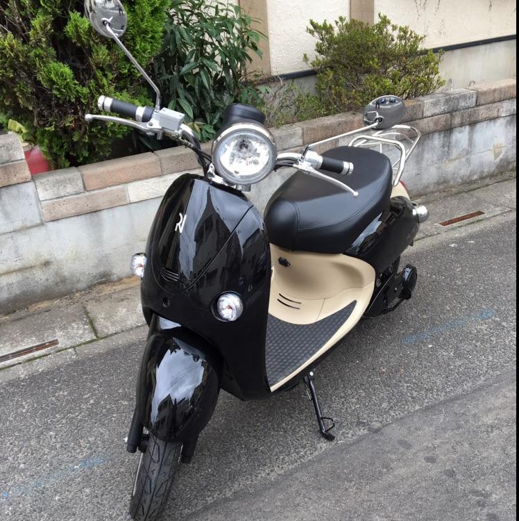 電気バイク【フュート】