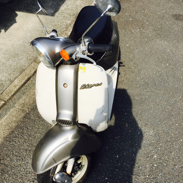 原付 ジョルノ ホンダ 50cc