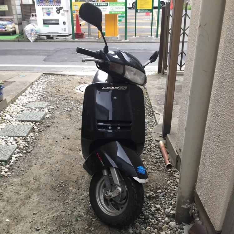 ホンダ リード90 ワンオーナー 好調バイク