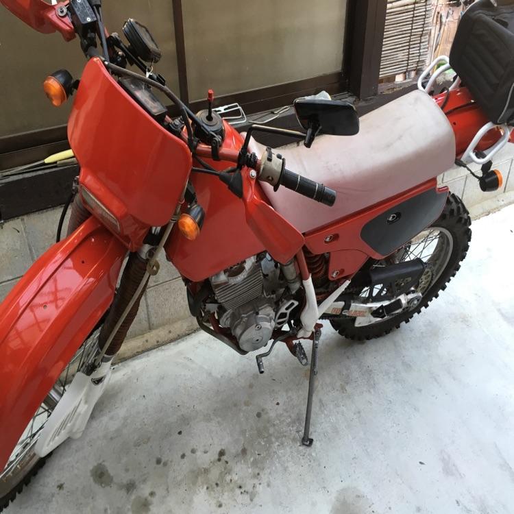 XR250R ME06 1989