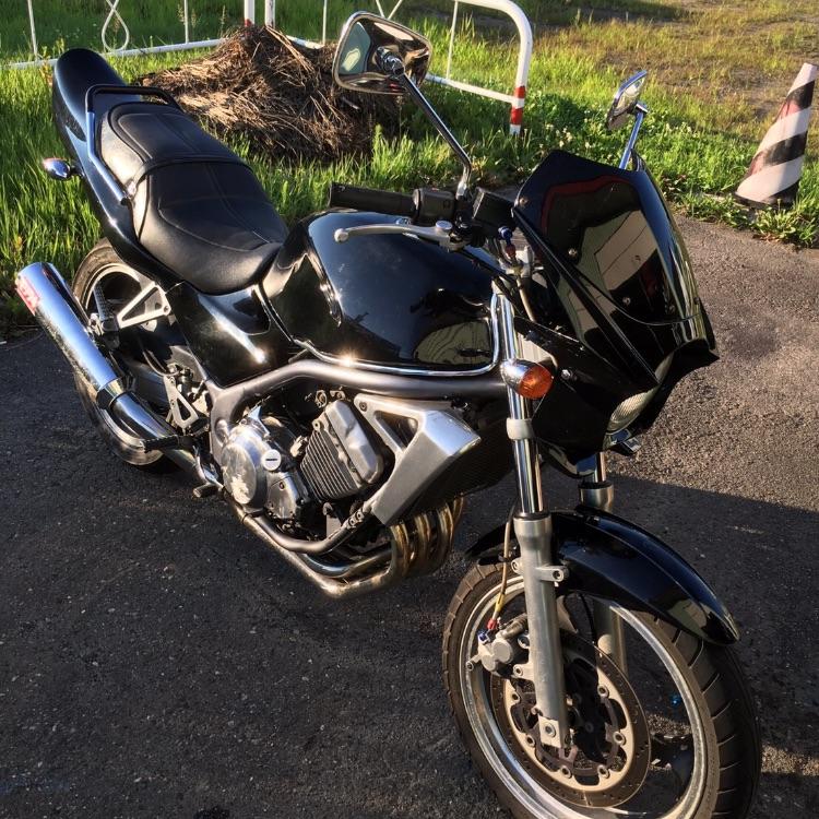 バリオス 1型 ブラック