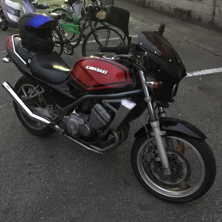 バリオス 250