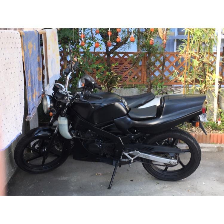 バイク 車体 HONDA NS1 NSー1