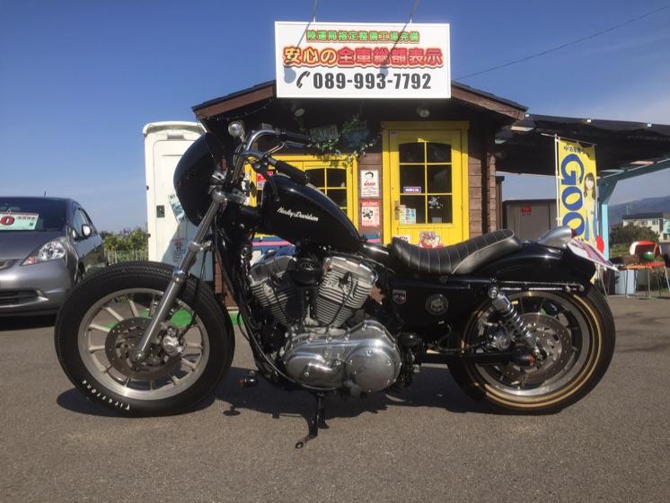 ★H21年 Harley-Davidson XL883L ハーレーダビッドソン