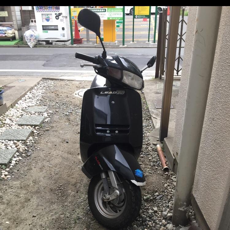 ホンダ リード90 ワンオーナー 実働車