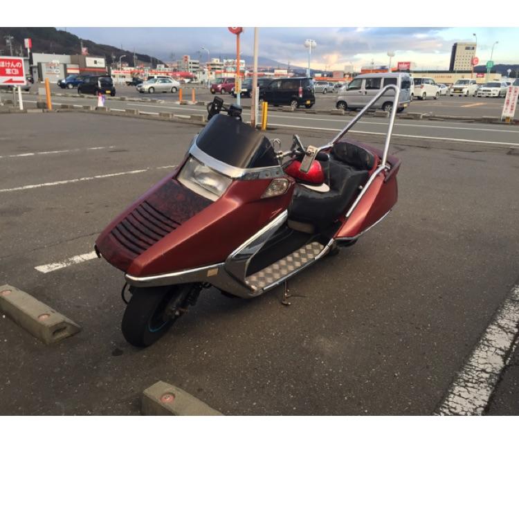 フュージョン mf02 カスタム 250cc