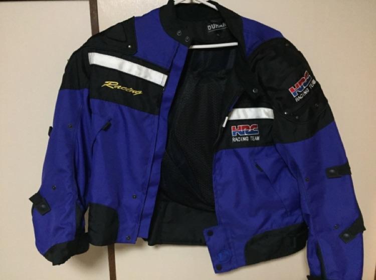 HRC バイク ジャケット ライダー スーツ 冬用インナー XL 美品