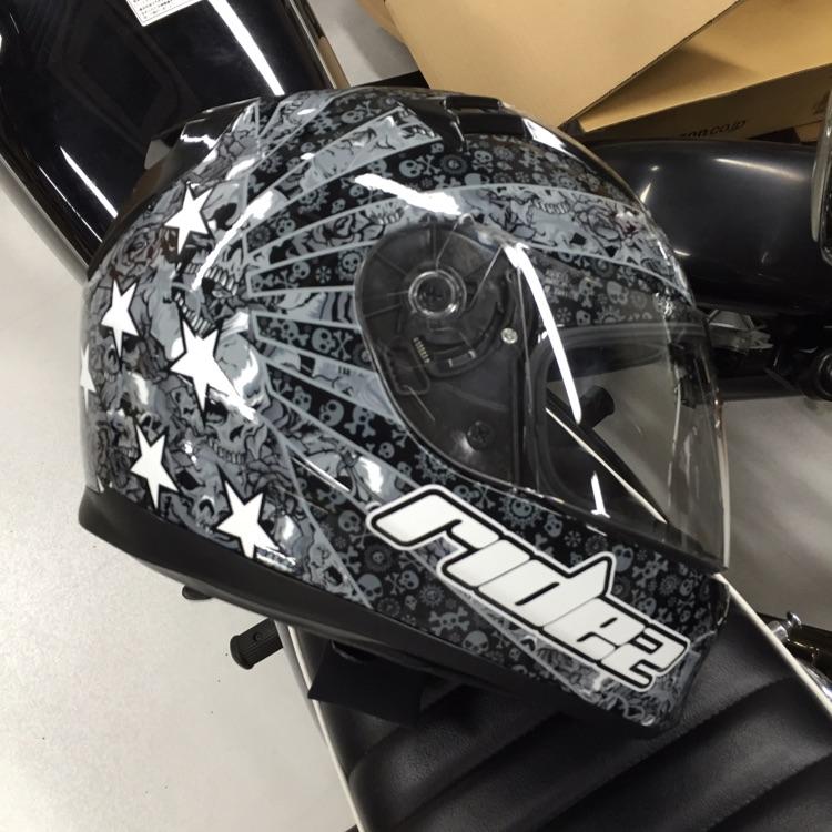 RIDEZヘルメット ファーストローズ M