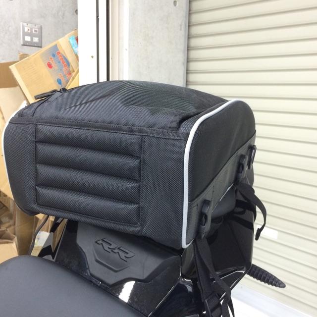 タナックス TANAX ユーロシートバッグ 14ℓ