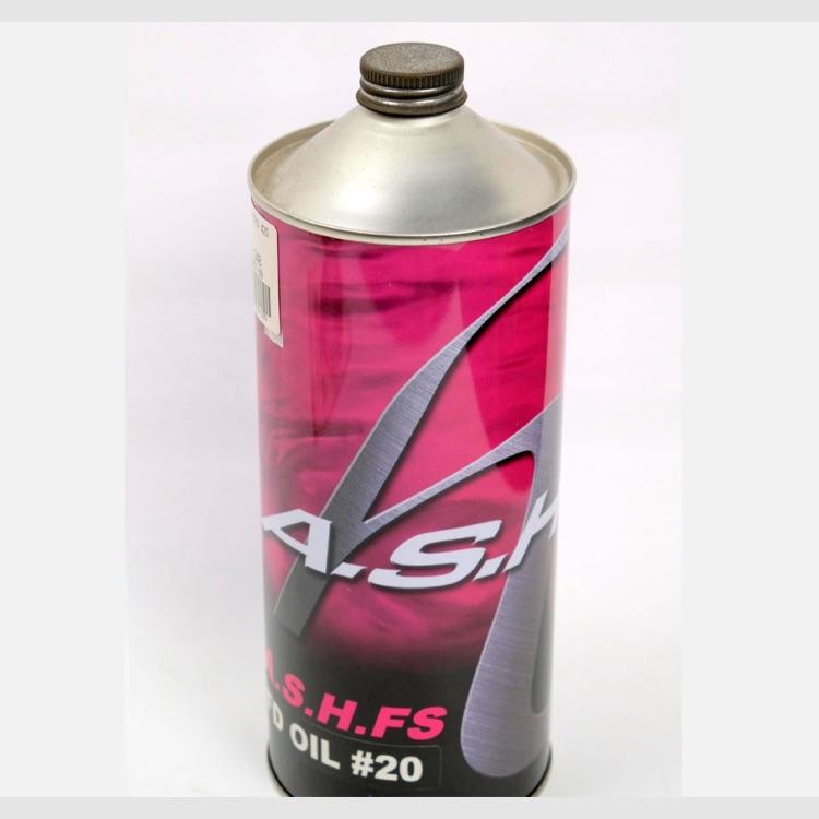 A.S.H. フォークオイル #20 1L