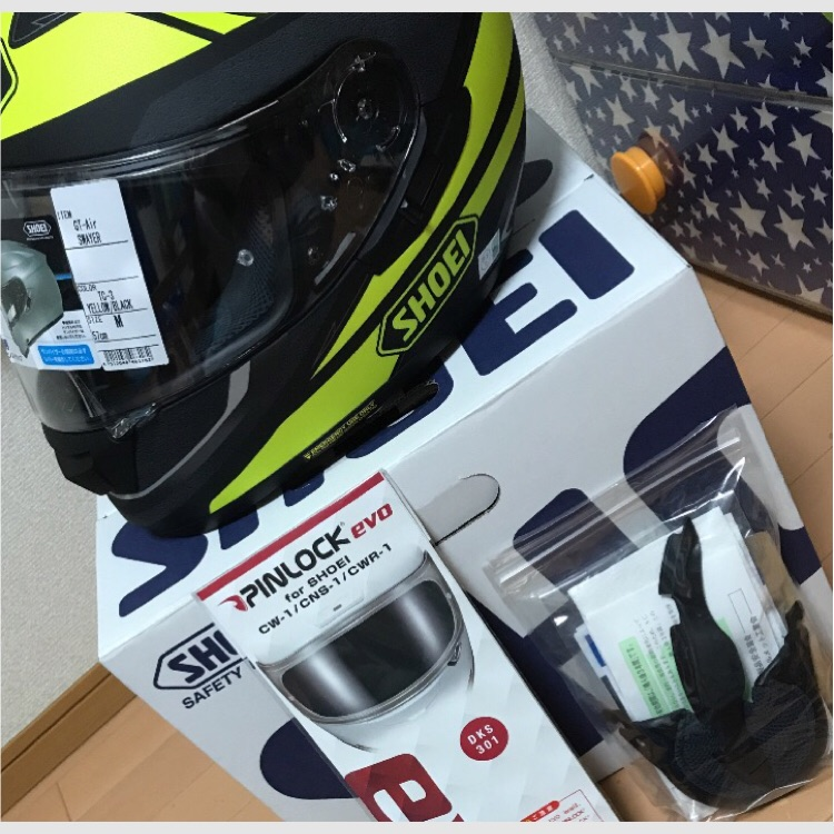 SHOEI GT-Air ヘルメット SWAYER