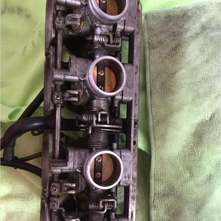 XJR400 キャブレター