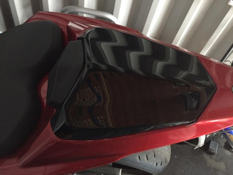 ワイズギア R-1用シングルシート