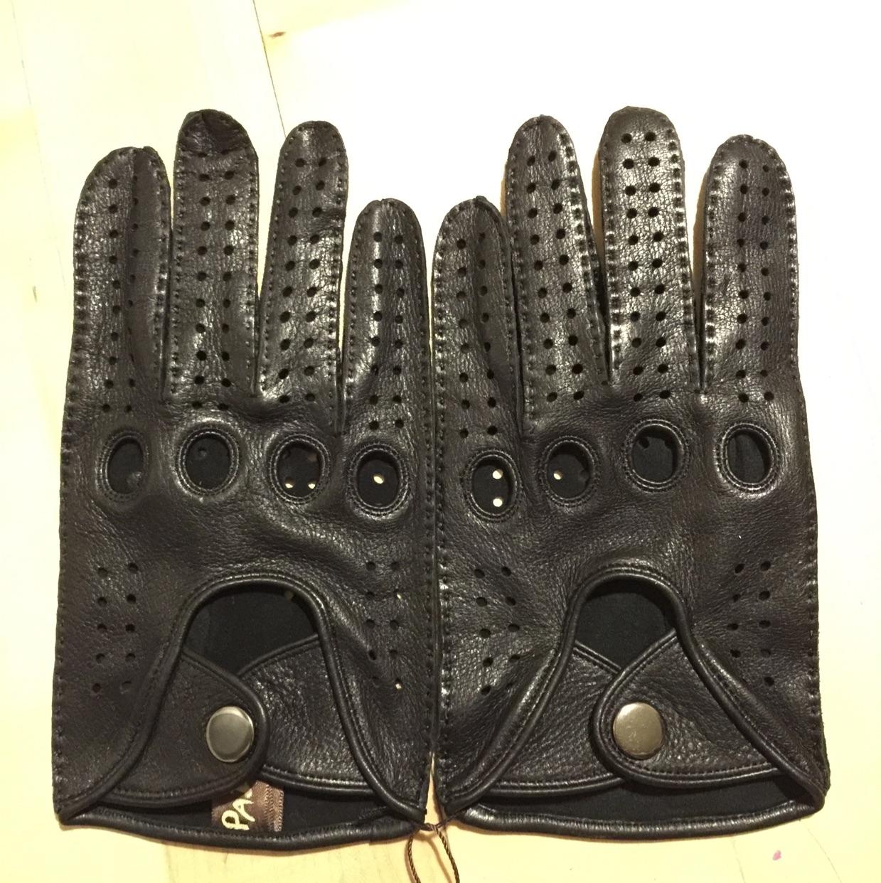 【送料込み】バイク ファッション メンズ 本革手袋