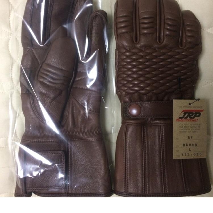 新品半額! 防水加工牛革手袋 ウィンターグローブ JRP日本製