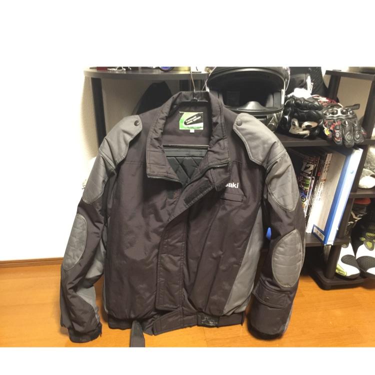 Kawasaki ウィンタージャケット サイズLL