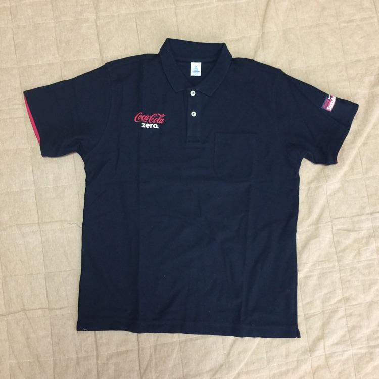 コカコーラゼロ  鈴鹿8耐 2014 ポロシャツ