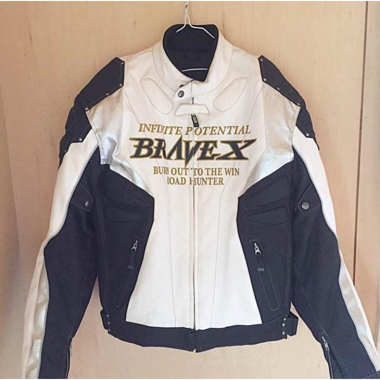 BRAVEX ライディングジャケット