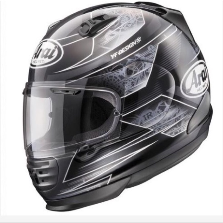 アライヘルメット  ASTRO IQ 美品