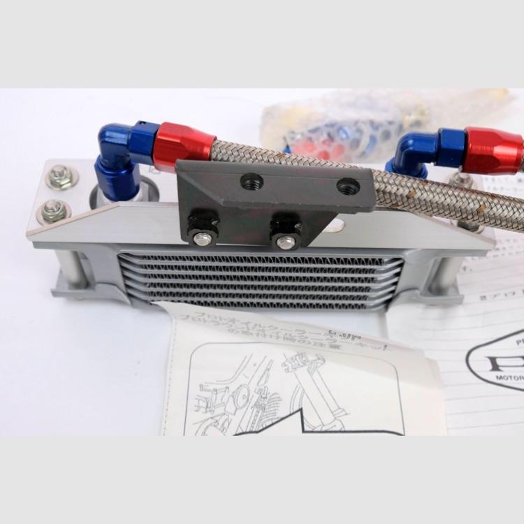 PLOT オイルクーラーキット TT250R 4.5ー7ROW