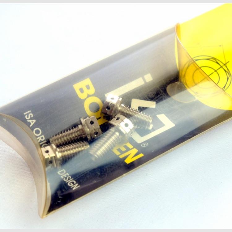 ISA フランジ6角ボルト M6 x 12 x P1.0 4個 ステンレス