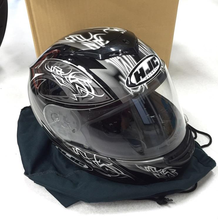 HJCヘルメットCL-ST Mサイズ