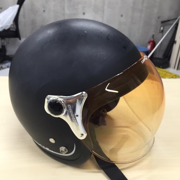 ダムトラックスヘルメット バブルビー 57-60センチ