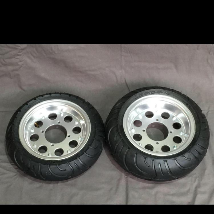 タイヤ ホイールセット