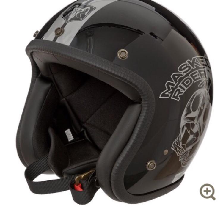 新品 数量限定 仮面ライダー1号 ジェットヘルメット
