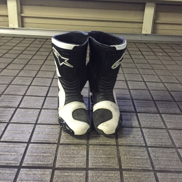 アルパイン スターズ ライディング ブーツSMX-4 26.5cm