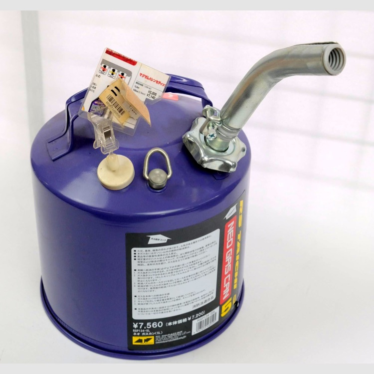 RSタイチ NEO GAS CAN 5L