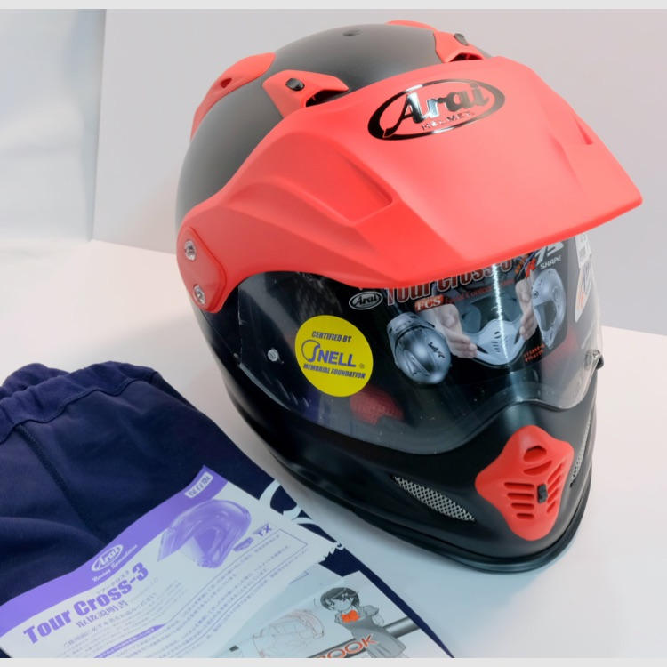 Arai / TOUR CROSS 3 【20%OFF】