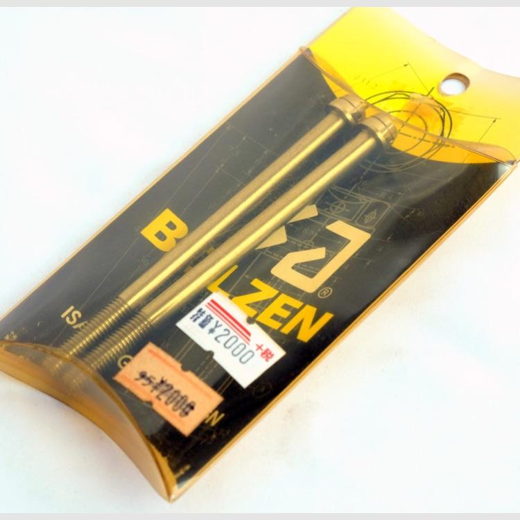 ISA キャップボルト M6 x 95 x P1.0 2個 ステンレス