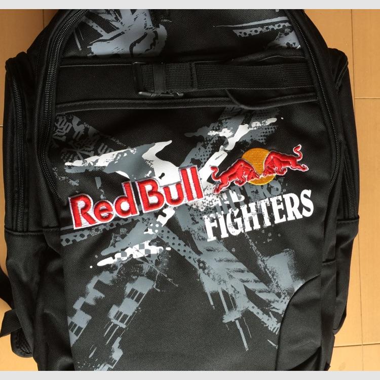 【パクチー様売約済み】FOX & RED BULL バッグ