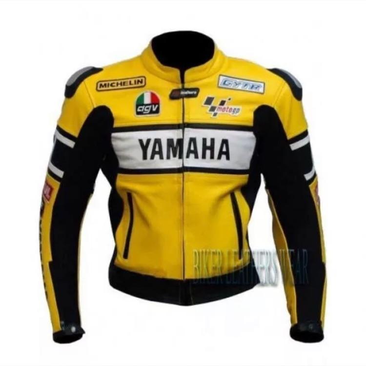ヤマハ YAMAHA プロテクター付き ジャケット レーシングスーツ Sサイズ