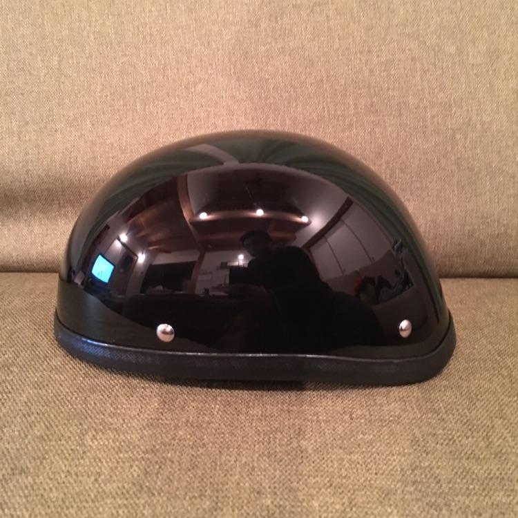 ハーレー TT&CO USAイーグルハーフヘルメット