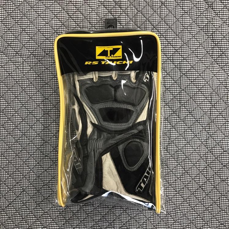 RSタイチ レーシンググローブ レザー XL