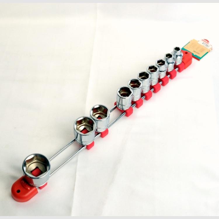 KTC ソケットセット(10個組、7-22mm)