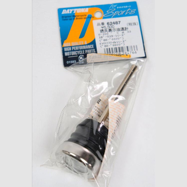 デイトナ 油温計 XLH86ー03 ソフテイル86ー99