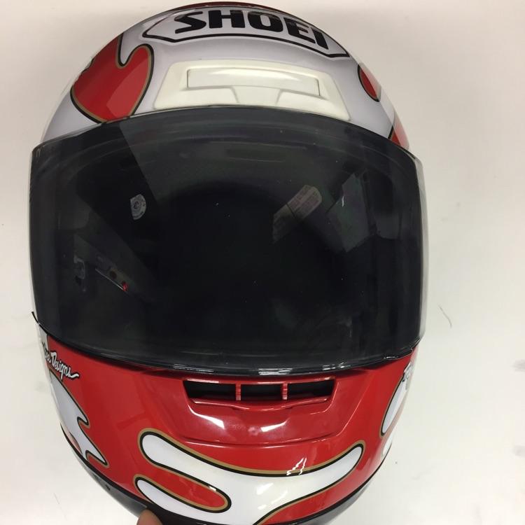 デッドストック フルフェイスヘルメット SHOEI Lサイズ
