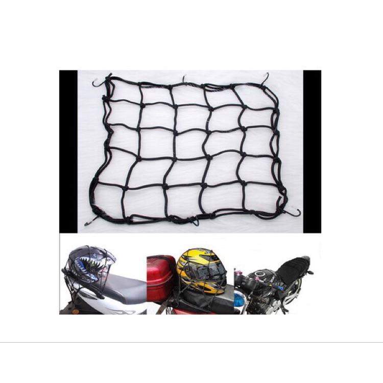 ツーリング ライダー バイク用 ネット 40*40cm Posh
