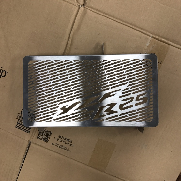 新品 ヤマハ YAMAHA YZF-R25 ラジエーターコアガード