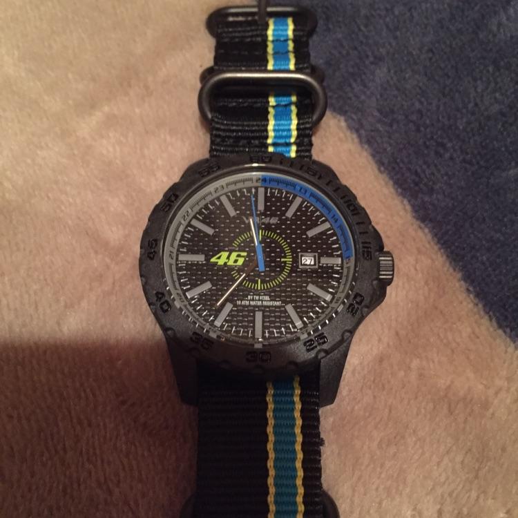 ヤマハ ロッシ46 腕時計 新品