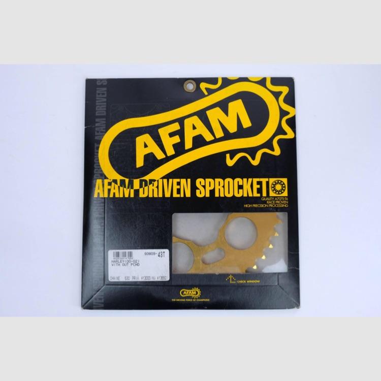 AFAM Fスプロケ ハーレー用 530-43T