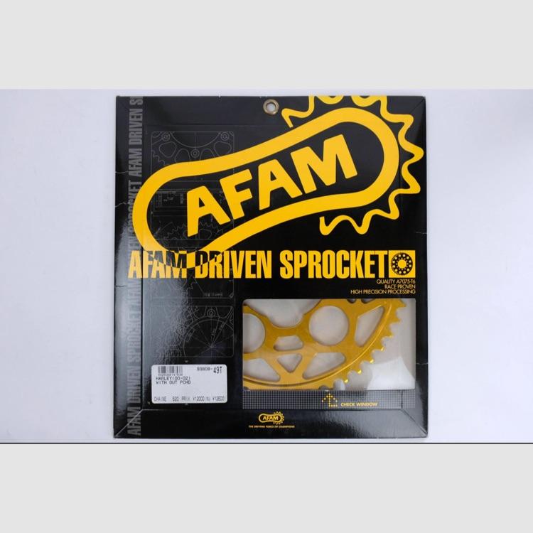 AFAM Fスプロケ ハーレー用 520-49T