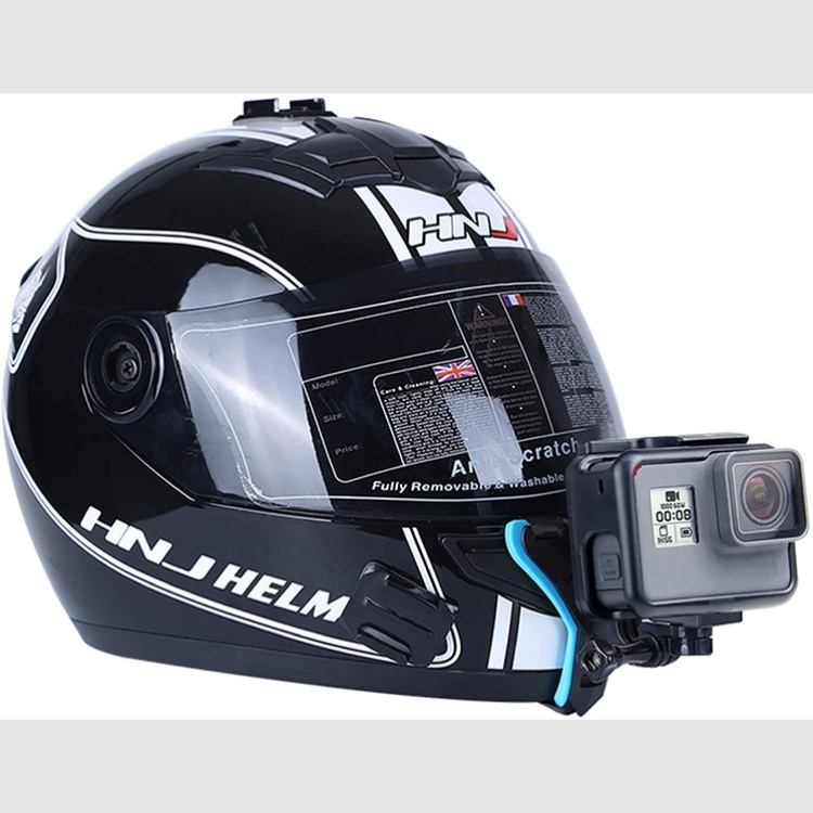 【国内最安】バイクヘルメット顎マウント 3色有! 新品!