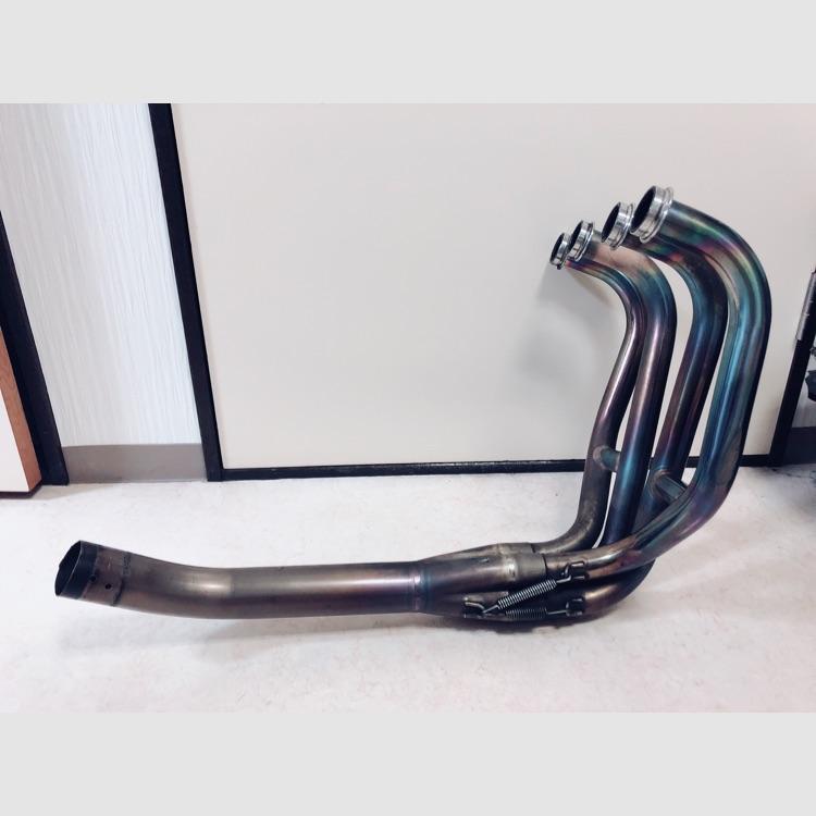 zrx400-2 98〜 BEET NASSERT エキパイ