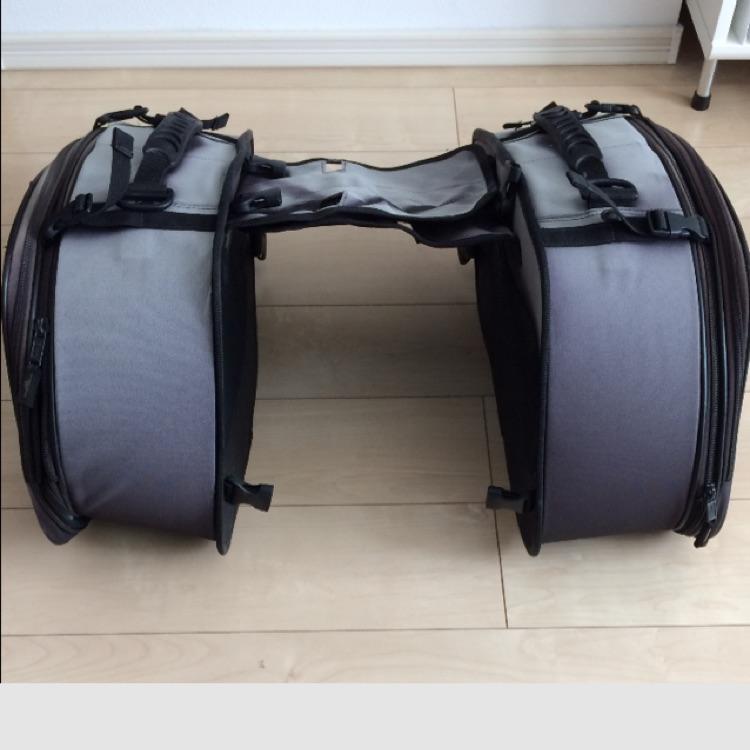 ツーリングサイドバッグ MotoFIZZ MFK-187