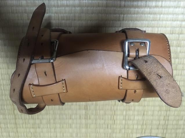 本革サドルレザー ツールバッグ
